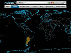 Mapamundi interactivo