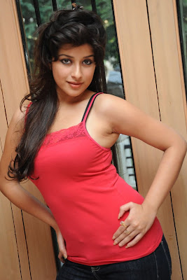 Madhurima Hot in Sleveless Pink Salwar Photos
