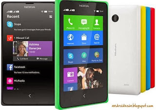 gambar Nokia Android