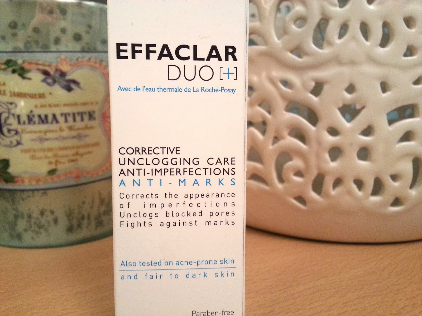 La-Roche Posay Effaclar Duo+ Review Blemish Treatment