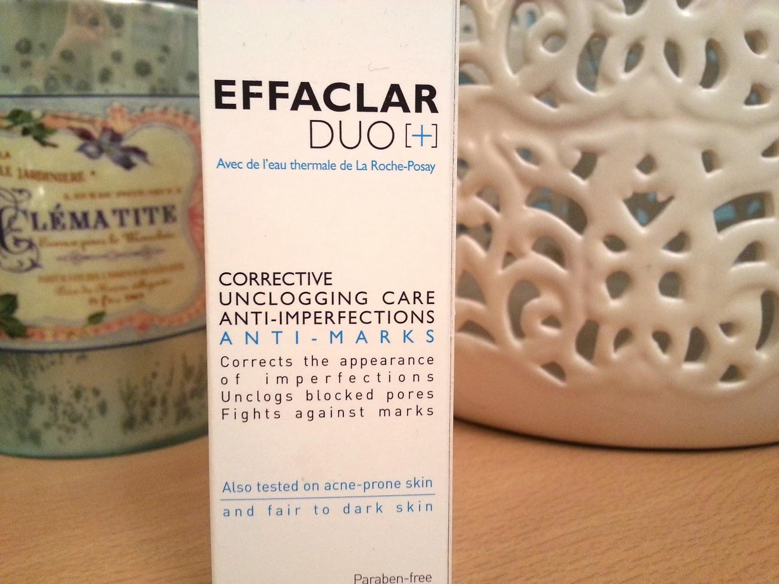 La-Roche Posay Effaclar Duo+ Review Blemish Treatment