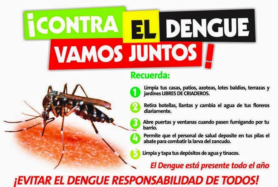 Todos contra el Dengue