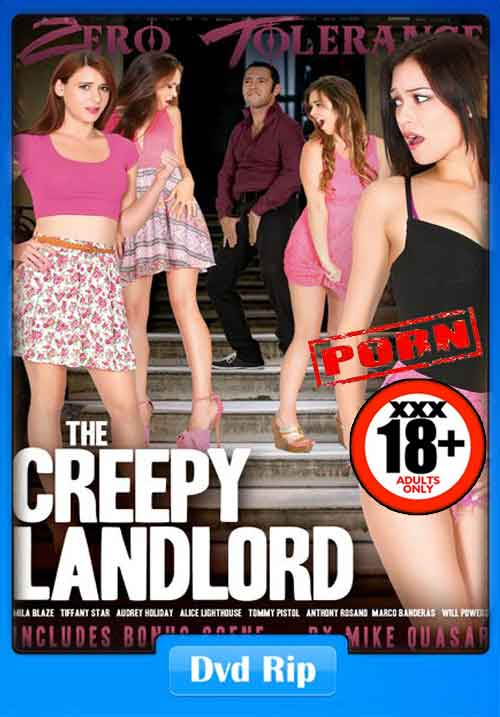[18+] The Creepy Landlord 2015 DVDRip XxX