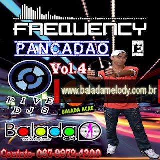 CD Frequencia Pancadão Vol.4 - DJ Adriano Azevedo