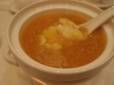 蟹黄鹅肝汤
