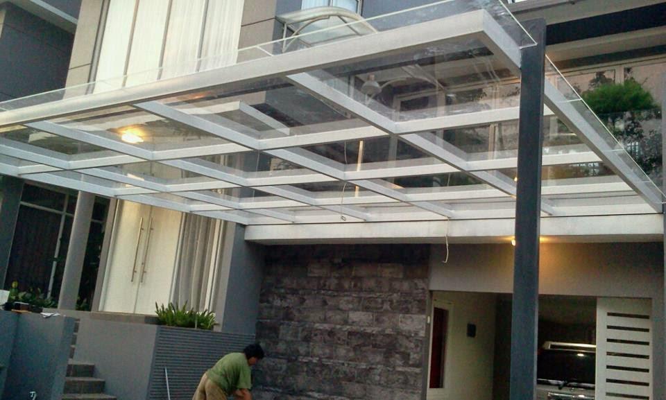 Design Kanopi Rumah Minimalis Modern Terbaru Januari 2014
