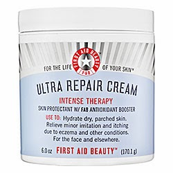 So FAB:  First Aid Beauty Ultra Repair Cream