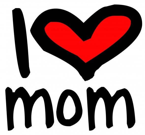I love my mom quote happy mothers day altavistaventures Choice Image
