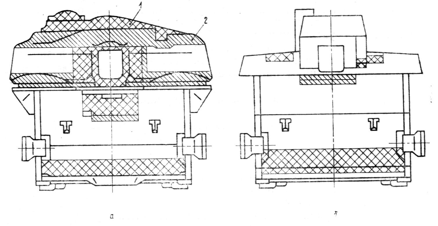 схема бронирования т-44