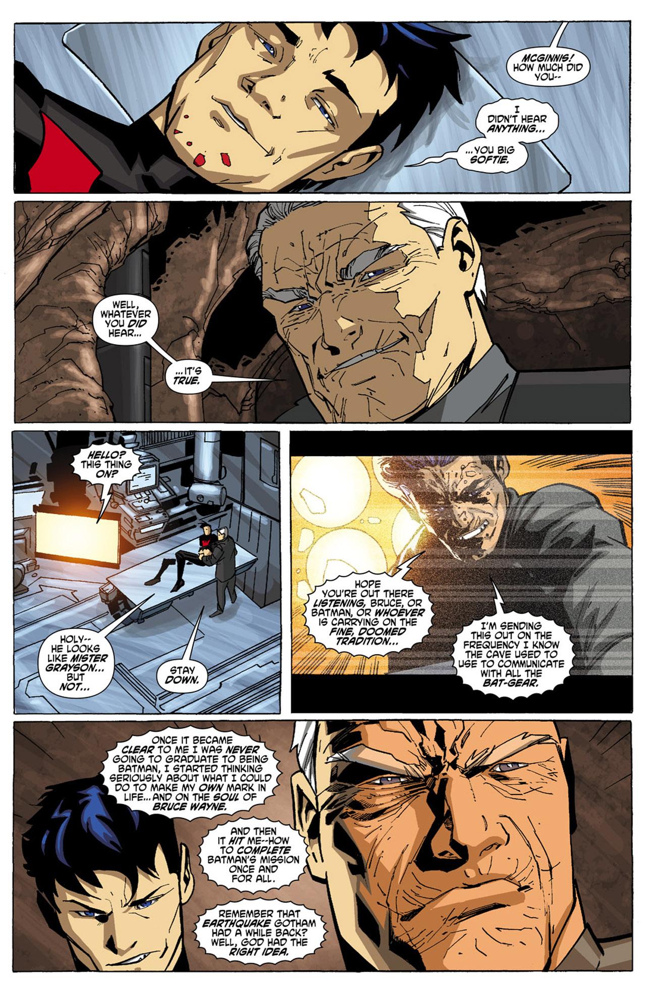 Batman Beyond (2010) Issue #5 #5 - English 22