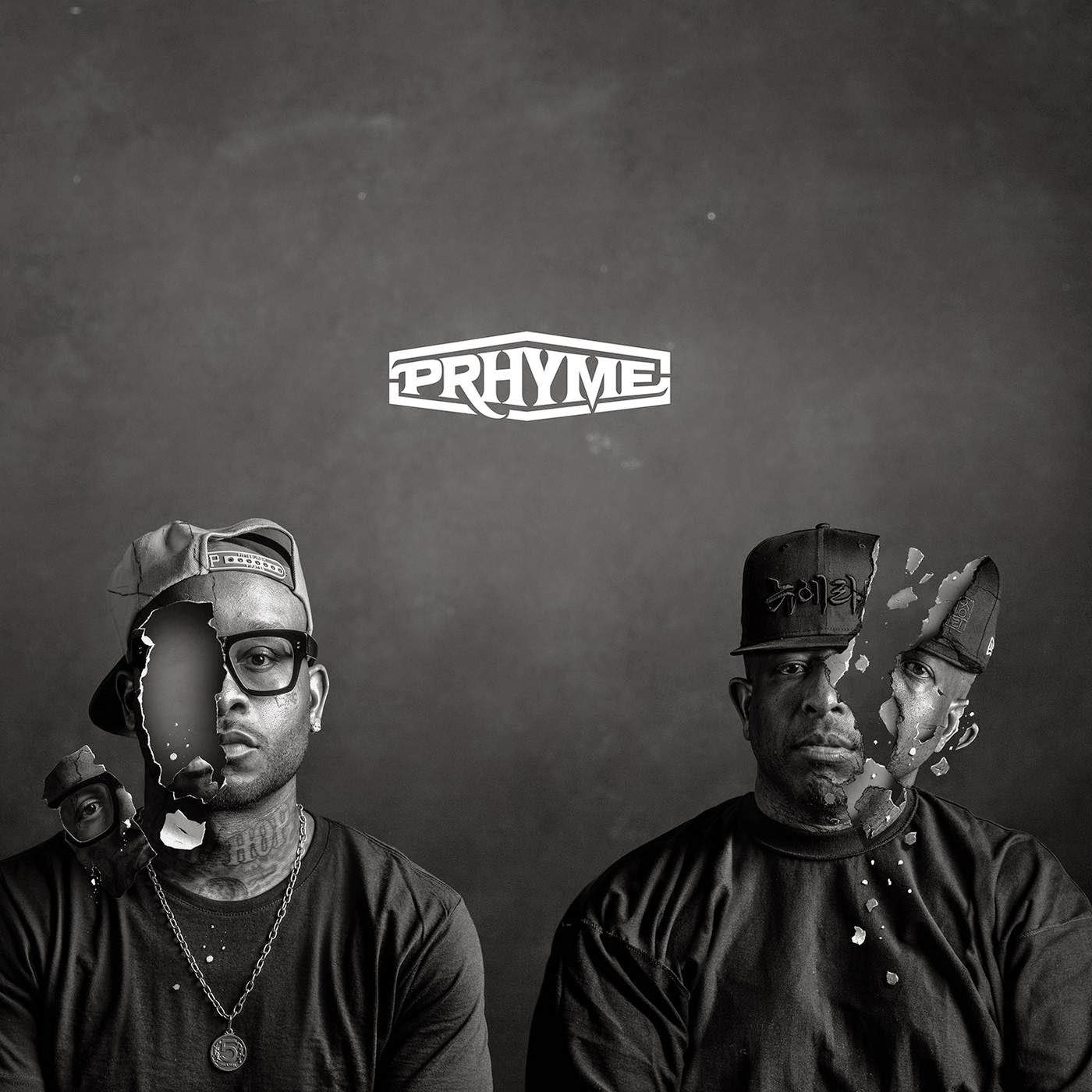 Prhyme - PRhyme Cover