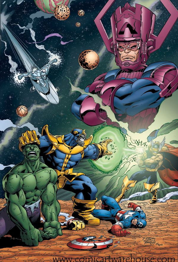 Night Children: The Blog: Where will Avengers go from here?