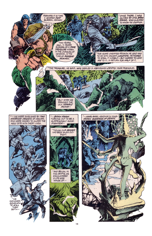 Conan the Barbarian (1970) Issue #261 #273 - English 12
