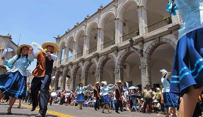 Convocatoria para batir el Record Guinness del Carnaval Arequipeño