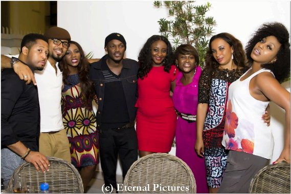 ibinabo fiberesima birthday party