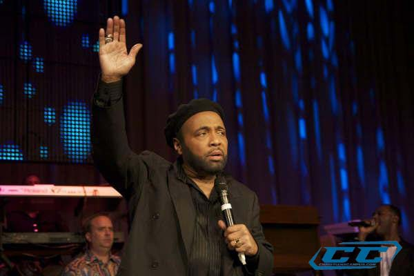 Andrae Crouch - The Journey 2011 tracks and lyrics