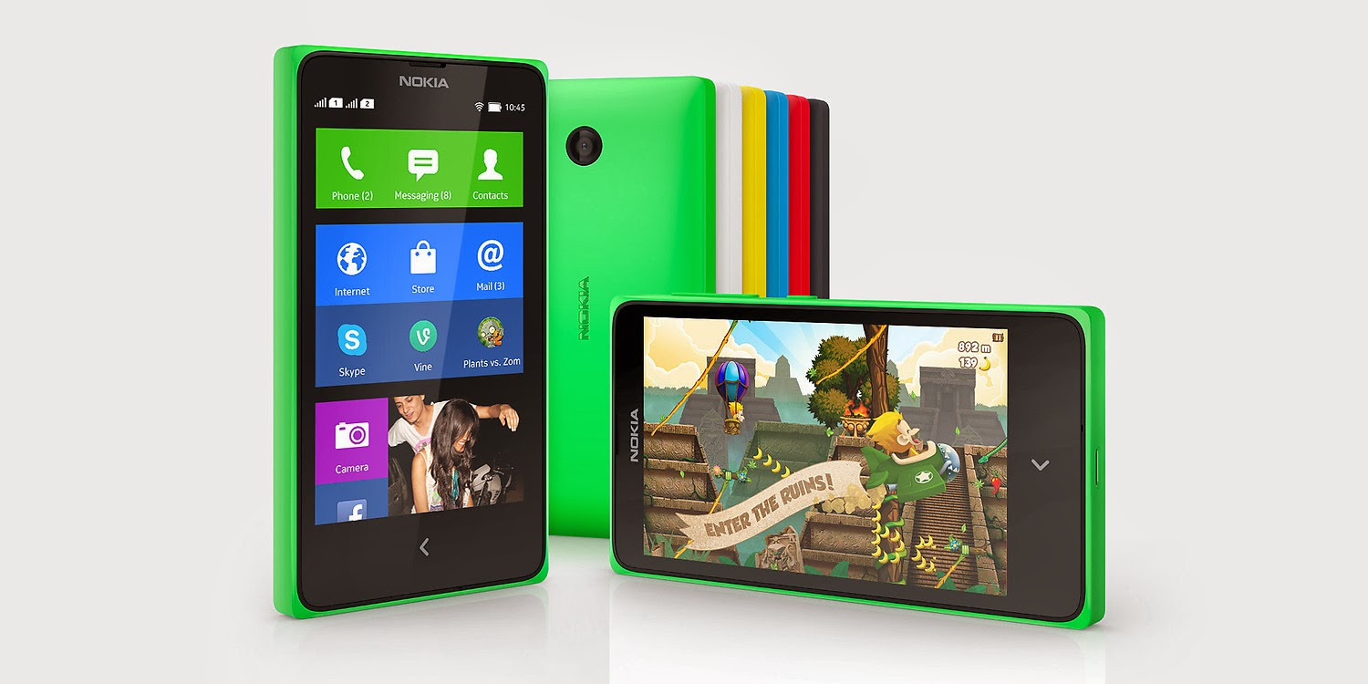 Phone Nokia Android Based Phone nokia x series android based smartphones my budget gadgets has announced its most awaited xl a first ever ando