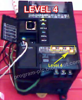 Digital Output Light Lit Level4