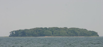 Charles Island off the coast of Connecticut has a history of curses, buried pirate treasure, and ghosts