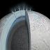 Cassini scopre attività idrotermali sul fondale oceanico di Encelado