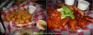 Benders appetizers