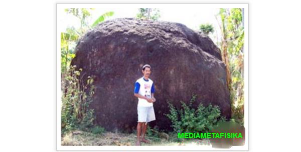 Misteri Batu Krobu Di Probolinggo, Banyak Pusaka Dan Harta Karun
