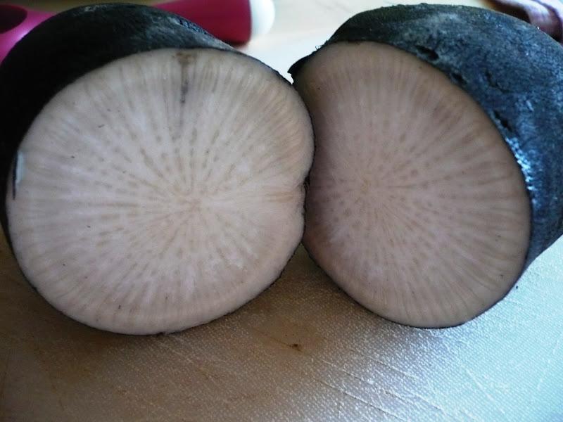 Celle qui cuisinait ou le plaisir de cuisiner parmentier - Cuisiner le radis noir cru ...