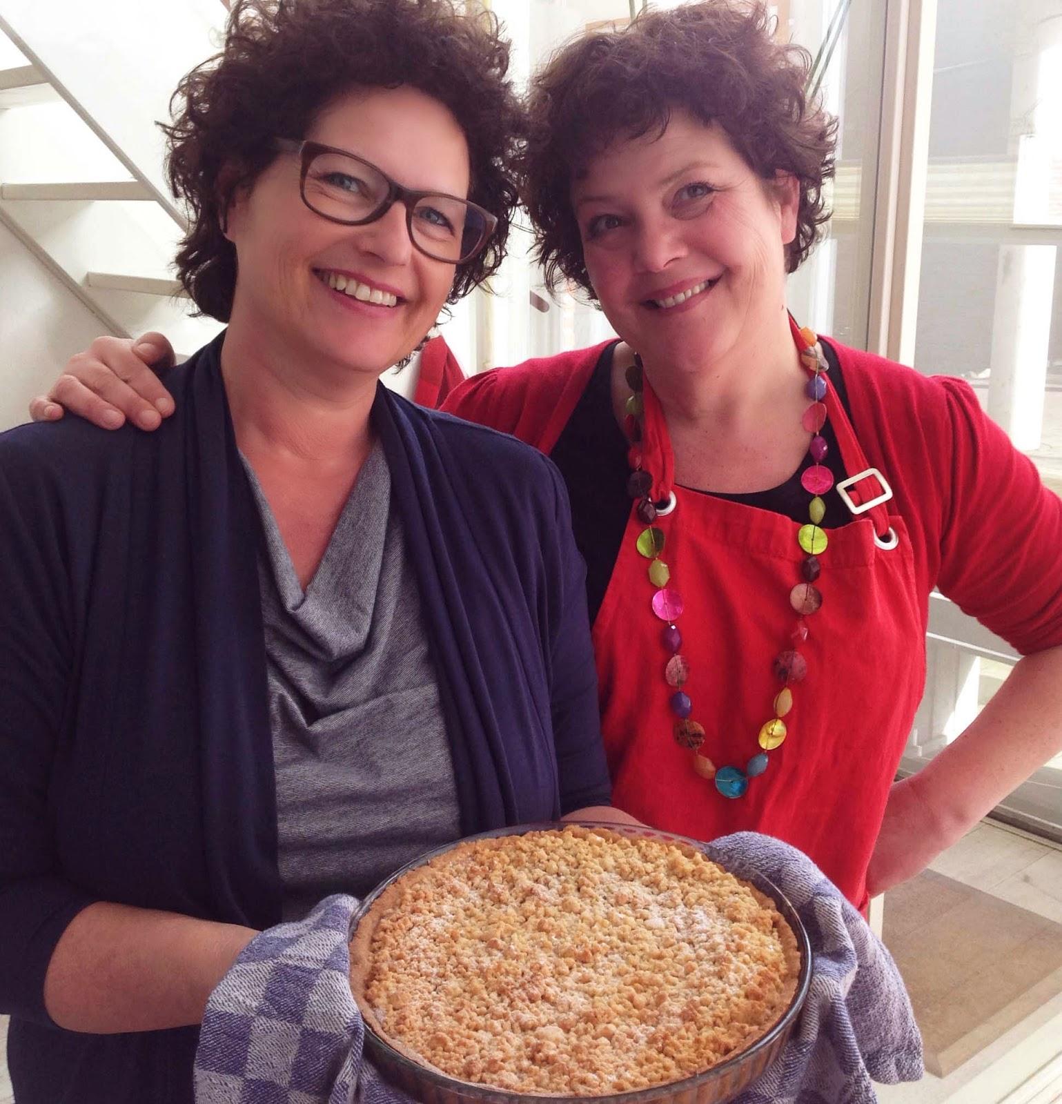 keukenzusters recept kruimelvlaai