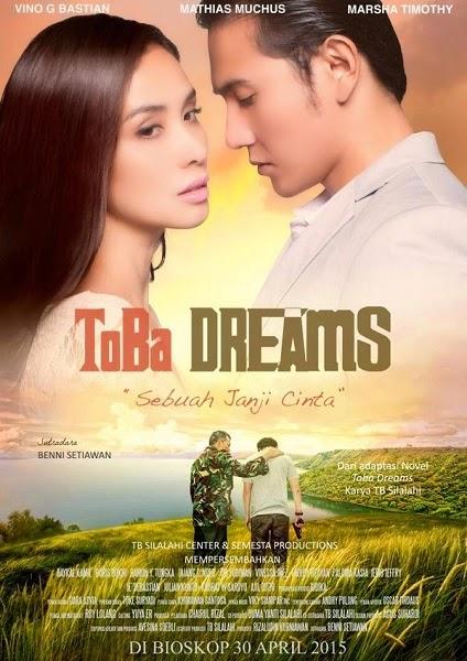 Film Toba Dreams 2015 (Bioskop)