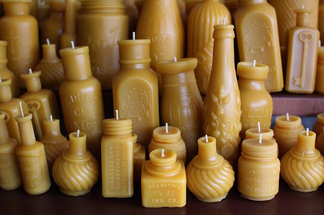 Изготовление свечей в домашних условиях воск