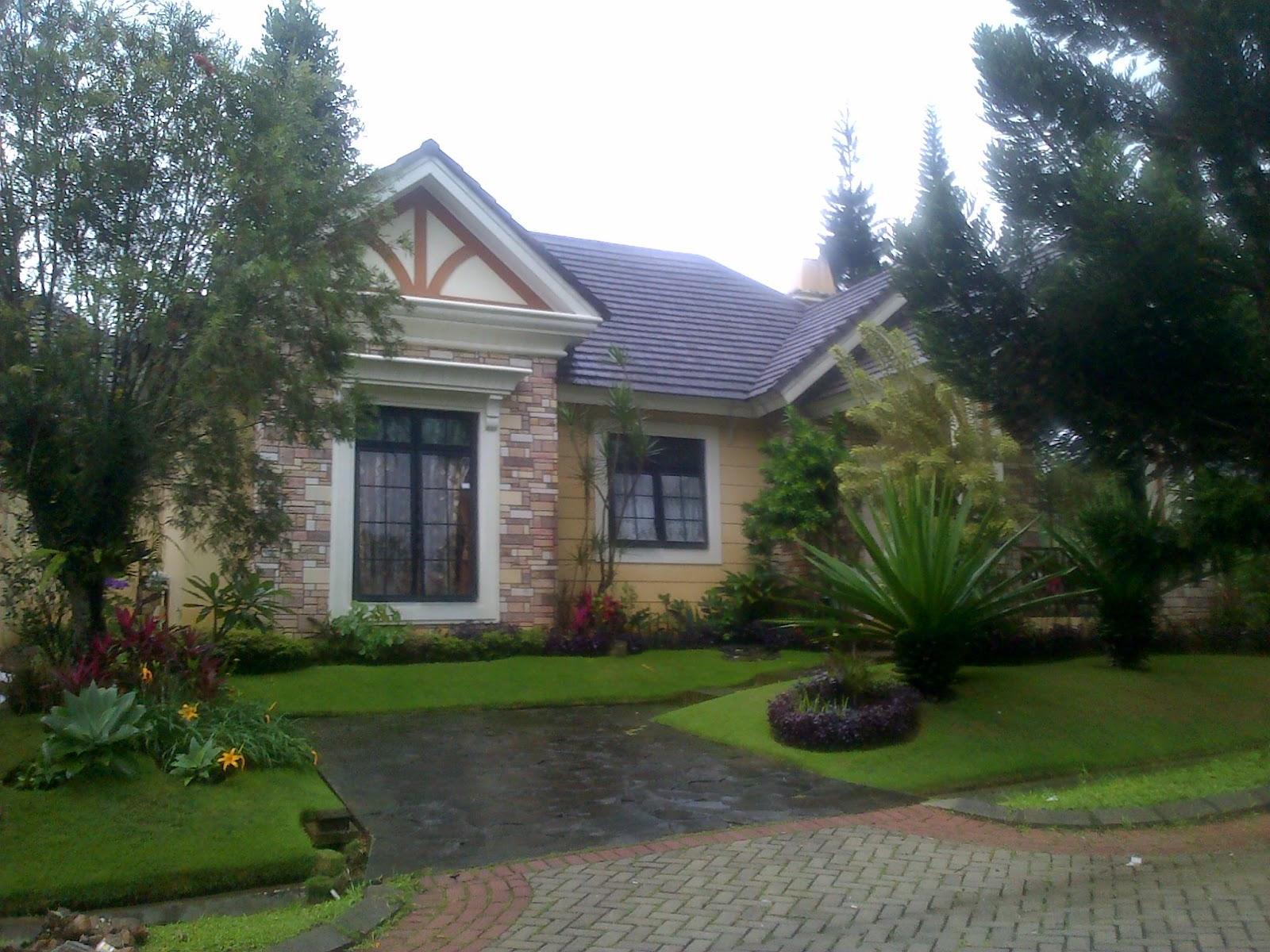 Sewa Villa Type Little Indian Kota Bunga Puncak murah