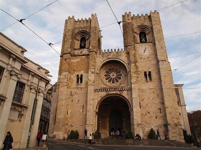 Lisboa - Sé de Lisboa