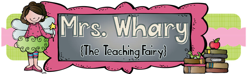 Mrs. Whary {The Teaching Fairy}