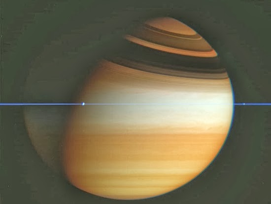 Cincin Milik Planet Saturnus Menghilang?
