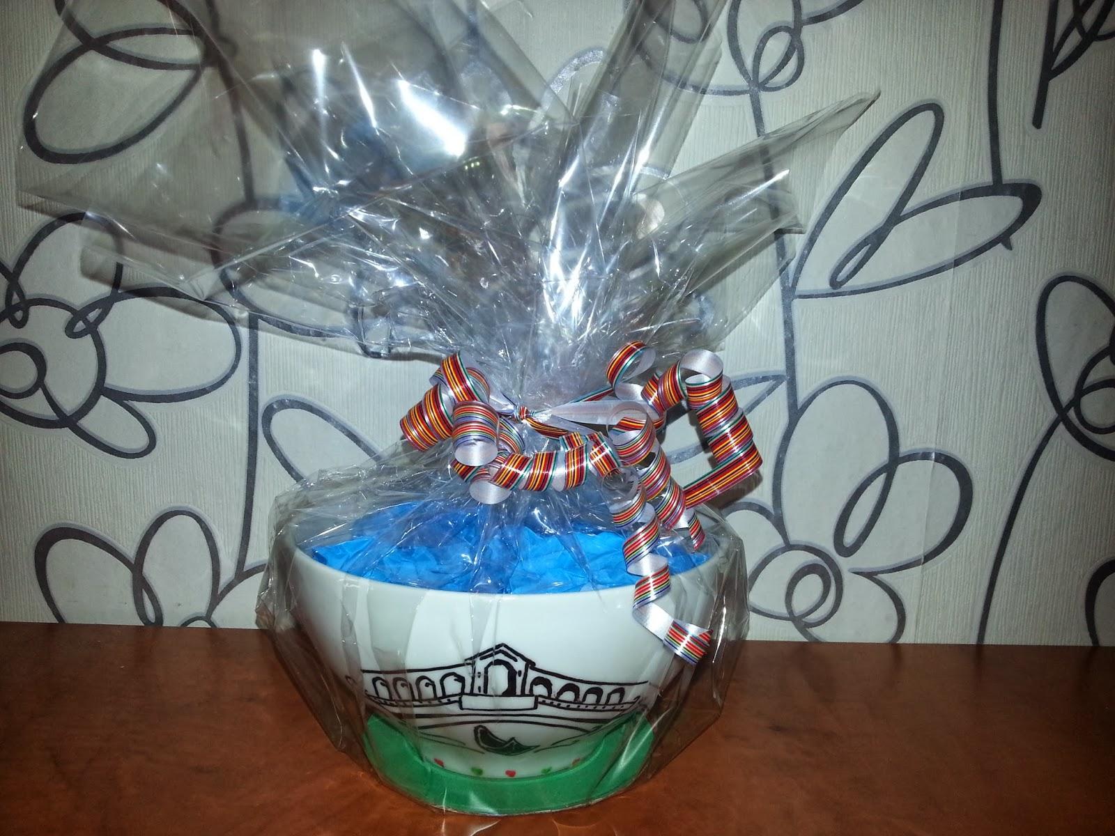 Las cosicas de bea tazon personalizado para cereales for Tazon cereales