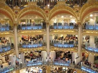 Grands magasins parisiens
