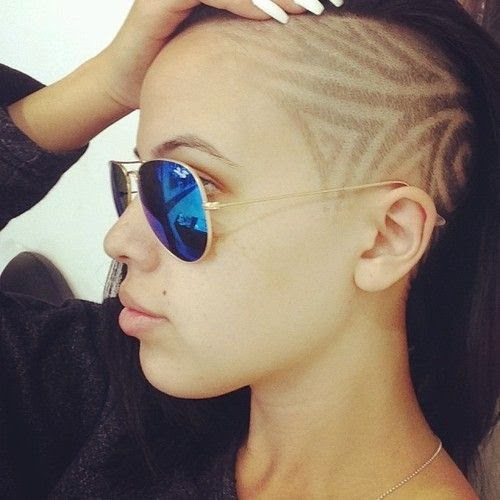 Enjoy some of the best hair tattoos for girls. Especially for the ...