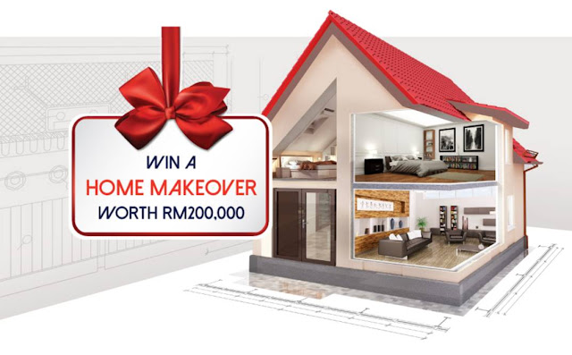 Hong Leong Bank Win a Home Makeover Contest