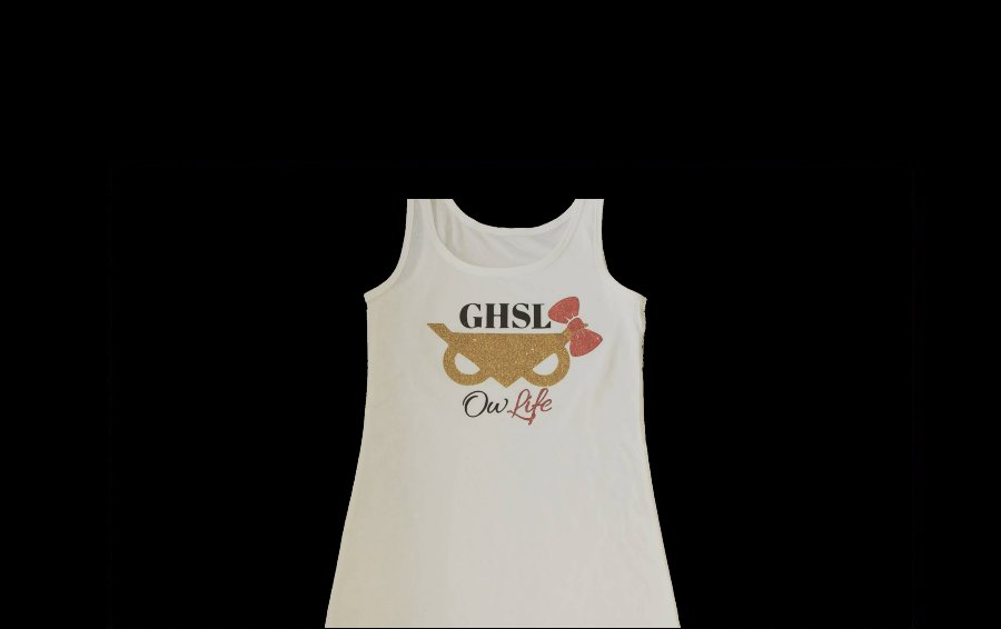 GHSLWear® Ladies Tank-Top T-Shirt