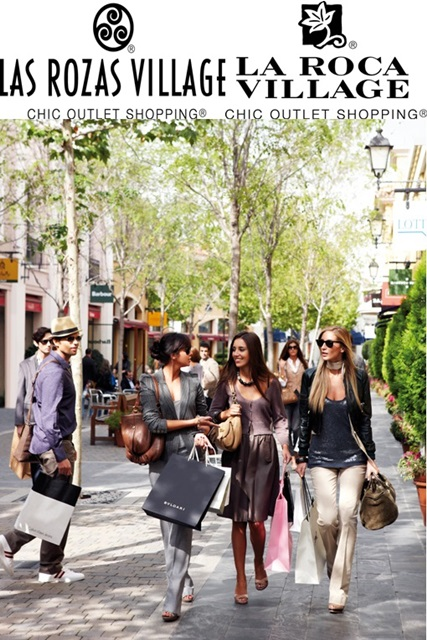 Blog de moda y lifestyle chic lady - The first outlet las rozas ...