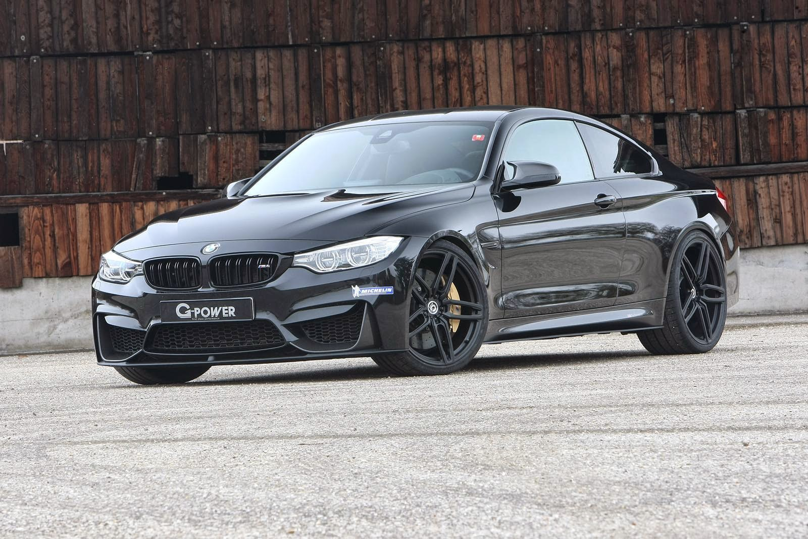 G-Power BMW M3 y M4 Coupé