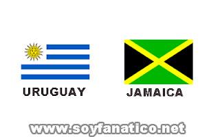 Uruguay vs Jamaica porla Copa América 2015