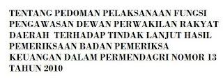 Seiring pesatnya konsolidasi demokrasi di Indonesia, check and ...
