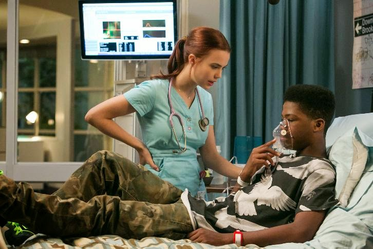 Red Band Society - Episode 1.05 - So Tell Me What You Want What You Really Really Want - Promotional Photos