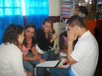 Professores muito estudiosos!!