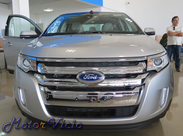 Ford Edge 2013 Limited