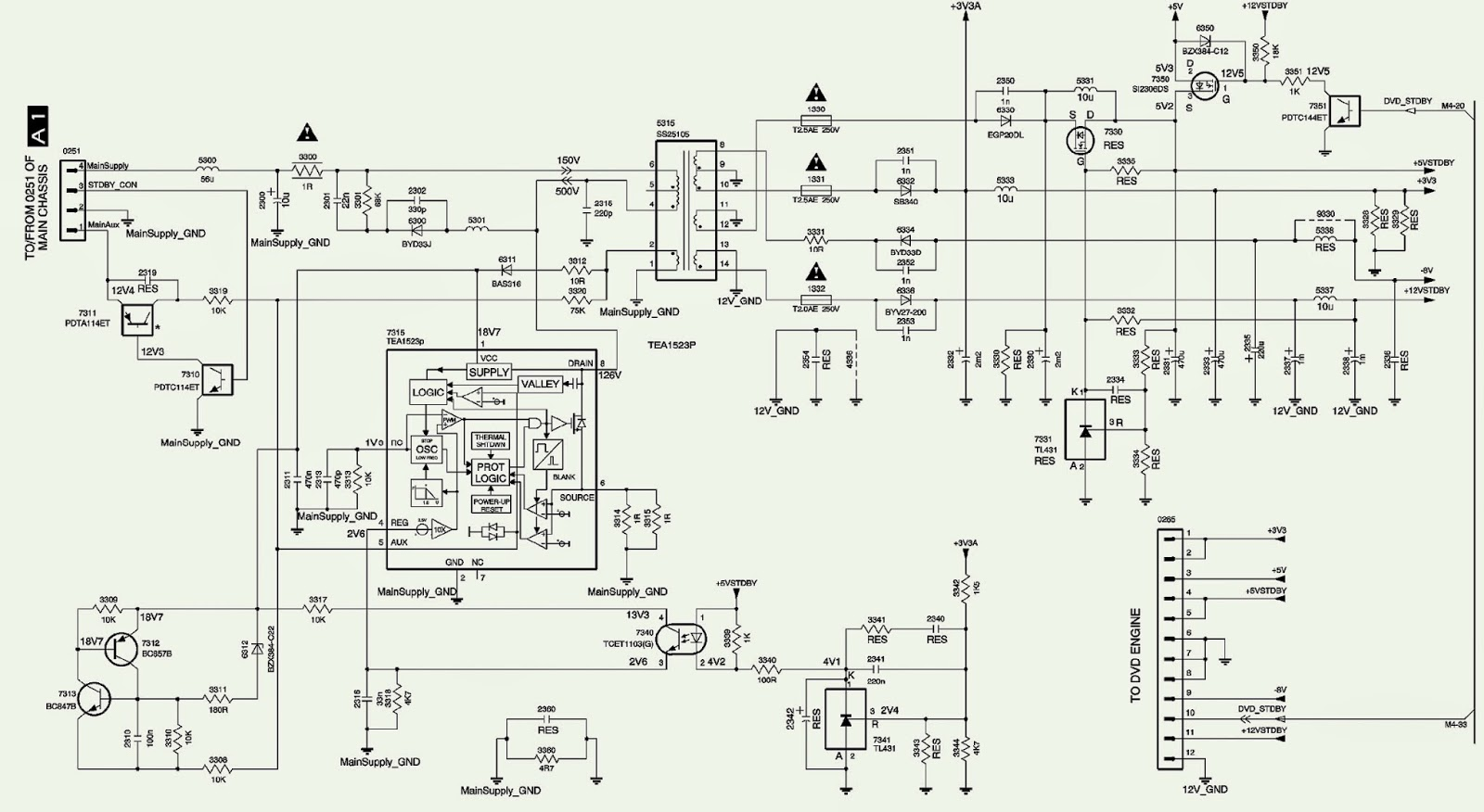 power supply schematic power get free image about wiring diagram