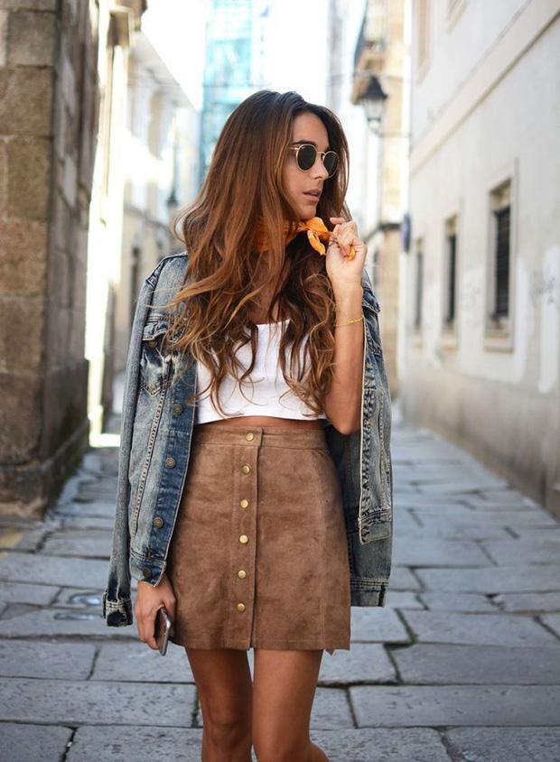 saia com botões frontais, saia com botões na frente, como usar saia jeans com botões na frente, saia jeans, dica de estilo, dica de moda, camila andrade, blog camila andrade, blog de moda de ribeirão preto, fashion blogger em ribeirão preto, blogueira de moda em ribeirão preto