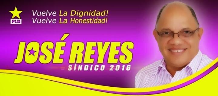 José Reyes, síndico