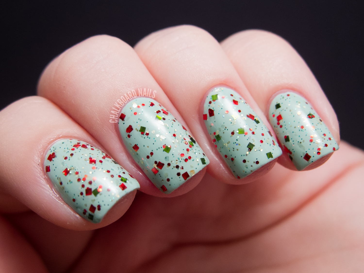 love nail polish winter collection chalkboard nails nail art blog